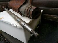 Boat shaft & tube