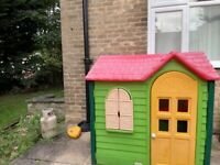 Lovely Play House, Little Tikes Country Cottage