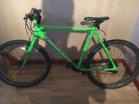 Raleigh Helion Mountain Bike for sale!!