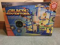 Galactic Adventure Marble Mania Maze. Fab Toy!