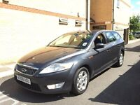 Ford Mondeo 1.8 TDCi Zetec 5dr (6 speed) + VERY CLEAN SPACIOUS ESTATE +