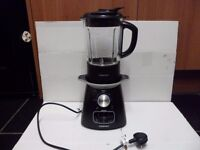 Cuisinart SSB1U Soup Maker Blender Non-Stick Thermal Glass Jar Built In Heater 1000W CAL 07463638738