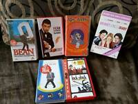 Books videos dvds cd pc game / house clearance ideal car boot