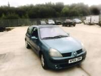 2004 Renault Clio 1.2, 12 Months MOT