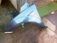 Ford focus mk2.5 passenger wing not breaking complete car scrap ect