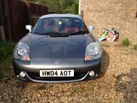 Toyota MR2 1.8 VVT-i Roadster 2dr 2004