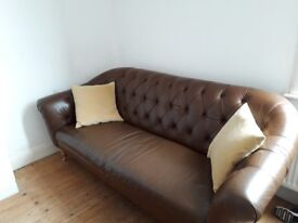 Marks and Spencers Chesterfield Sofa