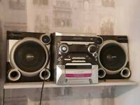 Hi-fi system