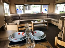 STATIC CARAVAN FOR SALE IN NORTH WALES! INCLUDES 2017 FEES!
