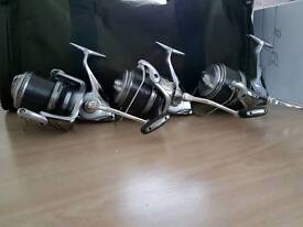 Shimano aero technium xsc