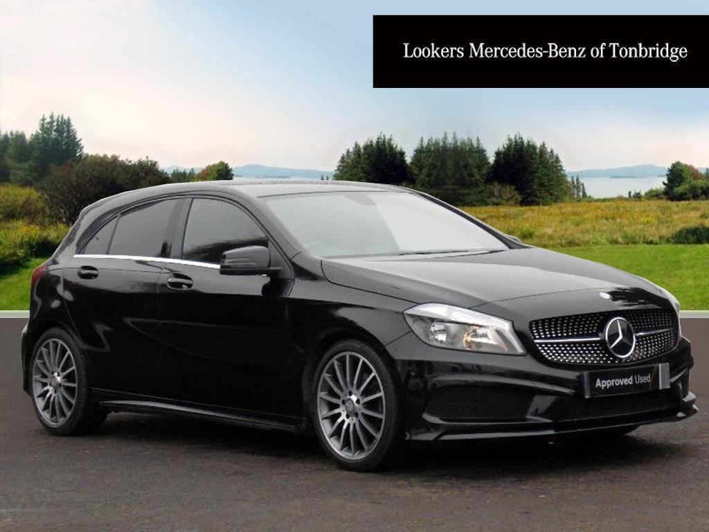 Mercedes Benz A Class A200 Cdi Blueefficiency Amg Sport