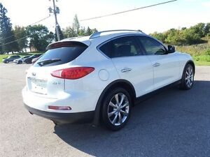 2012 Infiniti EX35 Luxury (A7) LEATHER - MOON Belleville Belleville Area image 4