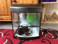 Aquastart 320 for sale with Fluval U2 Filter