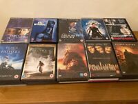 WIDE SELECTION OF DVD'S