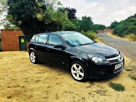 VAUXHALL ASTRA 1.8 SRI 16V, MOT July 2019, Just Serviced, Looks and drives superb (black) 2007