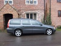 2006 Volvo V70 D5 (185bhp) SE Diesel Estate. Manual. Low Mileage. Fab Car