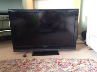 Sony TV and Blu Ray DVD player