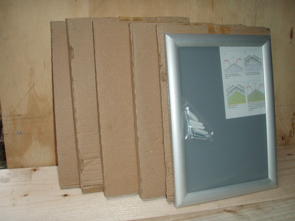 5 SNAP PICTURE FRAMES
