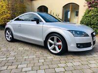 Audi TT 2.0T FSi - mercedes slk bmw z3 z4 m sport vw golf gti a5 a4 px warranty finance mini