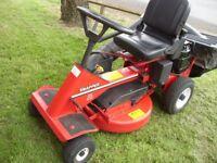 Snapper ride on mower