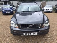 VOLVO XC90 2.4 D5 Active Premium Estate Geartronic AWD 5dr (grey) 2009