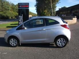 FORD KA 1.2 Style (silver) 2010