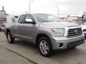 2008 Toyota Tundra Limited 5.7L V8 4X4|LEATHER|DOUBLE-CAB