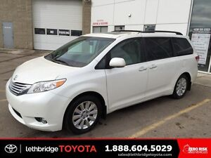 Certified 2011 Toyota Sienna Limited AWD - 2 SETS OF TIRES!