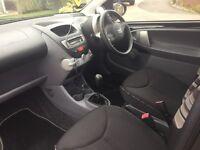Citroen C1 VTR Black, 3 Door, 22000 Miles from new