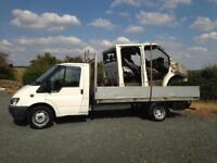 Transit breaking for spares and parts