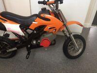 50cc kids motorbike