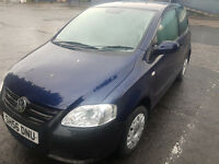 Vw urban fox 1.4 new mot low milage