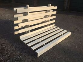 Solid Pine Wood Sofa bed frame