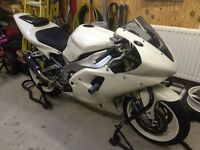 Yamaha R1 Track /Race Bike
