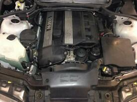 Bmw 330i M54B30 Engine breaking 3.0 petrol 231hp parts only