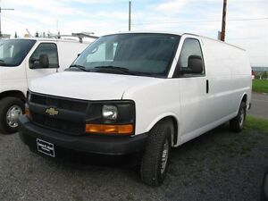 2014 Chevrolet Express 2500 3/4 TONNE CARGO ALLONGÉE