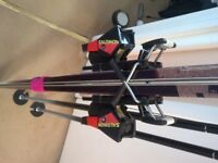 Solomon Skis Bindings And Poles