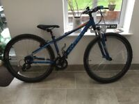 "Ladies' Carrera Valour 14"" frame mountain bike - 5 months old"