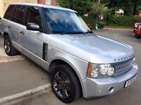 RangeRover VOGUE 3.0TD6 AUTO - ALL Filter Service - NEW MOT - 1 YEAR Warranty FREE + 6Mth TAX PAID