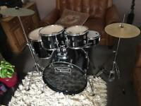 Mapex Drum kit excellent condition