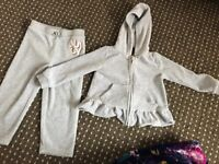 Baby girls Juicy Couture Tracksuit 18-24m