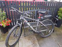 Carrera moutain bike