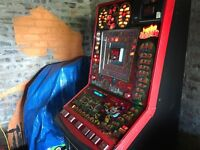 Jumping jackpots arcade machine lisence number 95010822