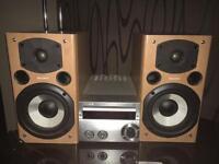 SonyCD stereo FM/AMradio