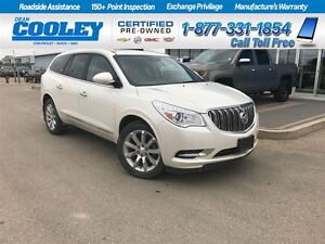 2015 Buick Enclave 1SN/ REMOTE START/ SUNROOF/ HTD & COOLED FRON
