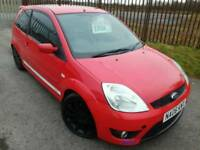 2006 FORD FIESTA 2.0ST - 12 MONTHS MOT, DRIVES WELL, VERY FAST, VERY VERY CHEAP PRICE!!.