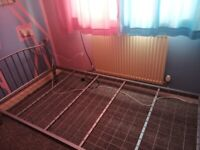 Single bed can come with mattress