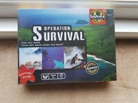 Brand new Operation Survival board game
