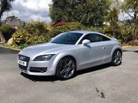 Audi TT tfsi, Coupe, FSH