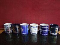 Commemorative Chelsea Mugs